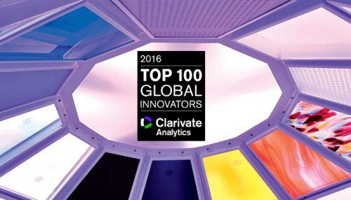 Saint-Gobain Top 100 Innovators Award